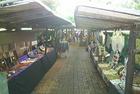 キュランダマーケット散策