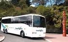 快適なバスで1日観光