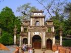ベトナム人の聖地、香寺ふもとの砦。ベトナム人の進行深さを感じます!