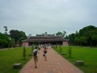 ティエンムー寺の本殿