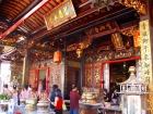 今も人々の信仰が強い青雲亭寺院