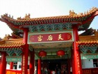 KL最大の中国寺院・天后宮