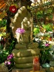 クメール芸術の石像