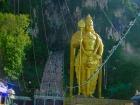 ヒンズー教の聖地・バトゥー洞窟