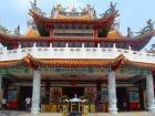 東南アジアで最大規模を誇る中国寺院・天后宮