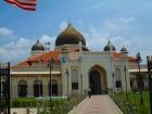 ムーア式建築で注目されるカピタン・クリン・モスク