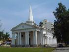 東南アジア最古のイギリス教会・セントジョージ教会