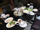 タイスキの夕食