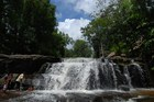 プノンクーレンの滝