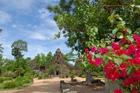 「バラモンと仏教の混合寺院」タ・プローム寺院