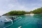 パダンバイの海