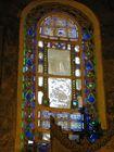 アヤソフィア「後陣」の素晴らしいステンドガラス