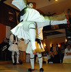 ギリシャ伝統のダンスショー