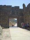ミケーネ遺跡 ライオンの門