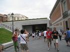 プラド美術館 入り口