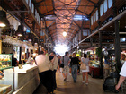 新しくなったサンミゲル市場