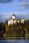 ボヘミアで最も美しい古城