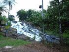 マンガリーフォールスの滝