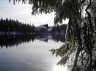 シュヴァルツヴァルト(黒い森)の中にあるムンメル湖