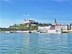 首都ブラチスラヴァの見所満載
