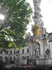ハイリゲンクロイツ修道院中庭