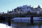 冬のザルツブルグ
