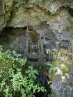 旧日本軍大砲跡
