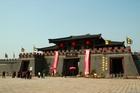 三国志のテーマパーク「三国城」