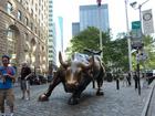 世界金融の中心として知られているウォール街