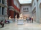 メトロポリタン美術館内部