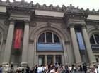 豊富なコレクションを誇メトロポリタン美術館