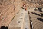 エフェス遺跡 古代のトイレ