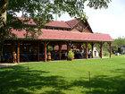 ラヨシュミジェの牧場