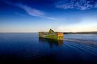 バルト海クルーズ乗船券 エストニアのタリンへ
