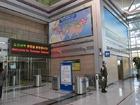 ピョンヤン行きの駅