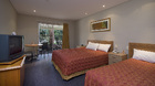 アウトバックパイオニアホテル&ロッジのスタンダードルーム一例
