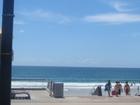 海沿いを走っていきます。
