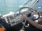 海の中に入ってからは子供の運転タイムがあります。