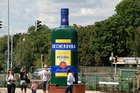 チェコ名物薬草酒ベフェロフカ