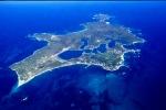 ロットネスト島全景