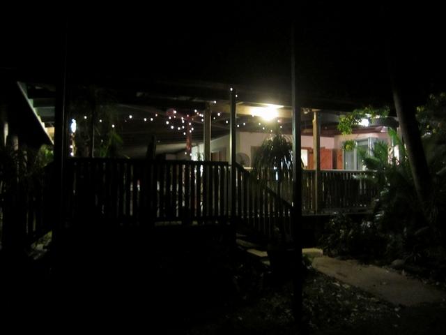 カントリー・ガーデンレストランでティータイム