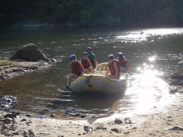 もうちょっとやりたい!という方はタリー川に挑戦してみては?