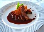 メインの肉料理(一例)