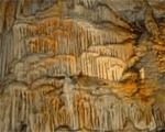 ジェノランケーブの鍾乳石