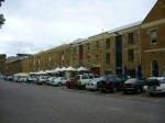 1835~6年に建てられた倉庫群サマランカプレイス