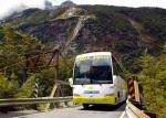 快適なバスの旅