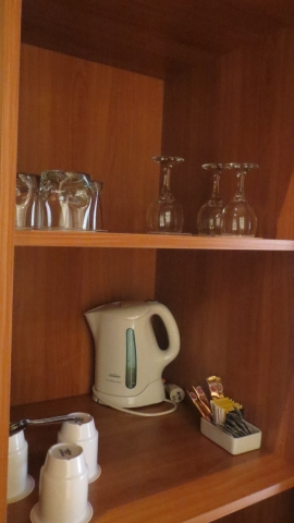 coffee/teaメーカーあり