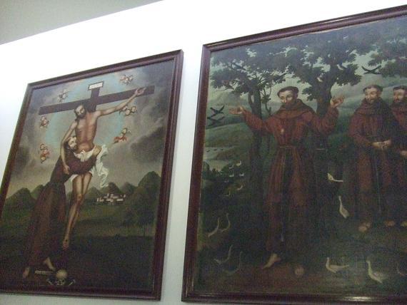 天主堂博物館にて