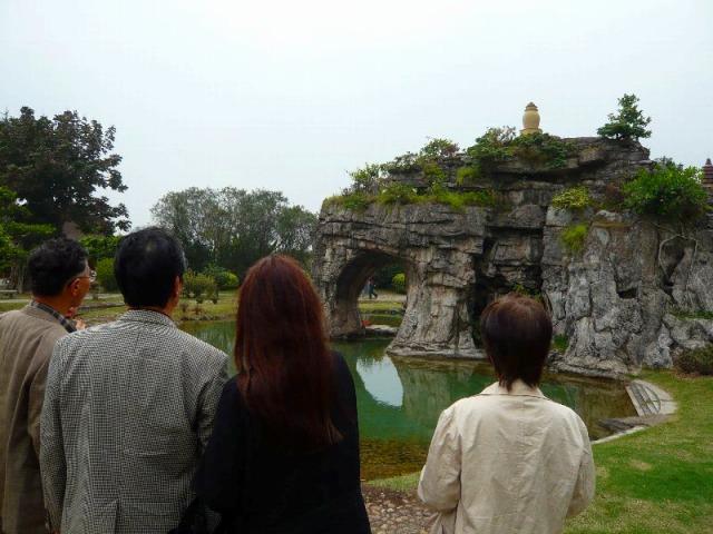 桂林観光に行った気分でパチリ