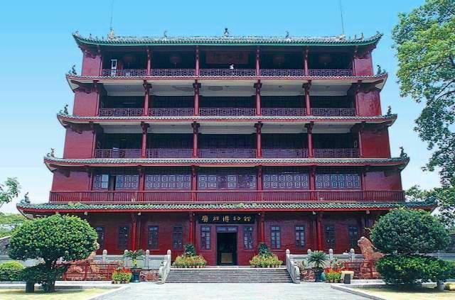 三千年の歴史がわかる広州博物館